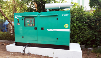 Office Banking Gensets